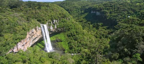 Férias em Canela, Rio Grande do Sul, Brasil