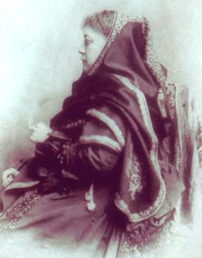 Helena Petrovna Blavatsky 18, Helena Petrovna Blavatsky
