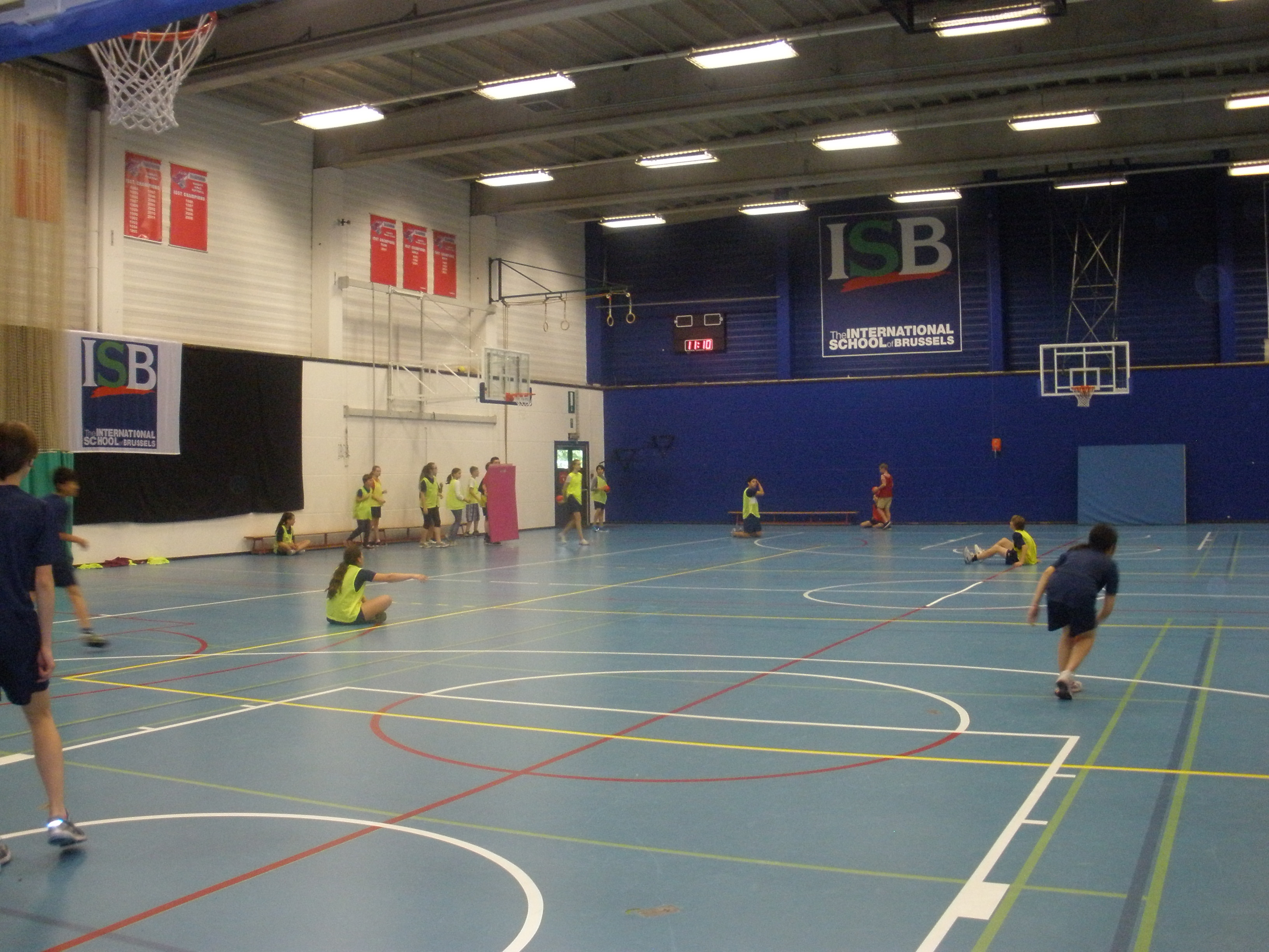 Visita a colegios de bruselas cp otero de navascu s - Colegio otero de navascues ...