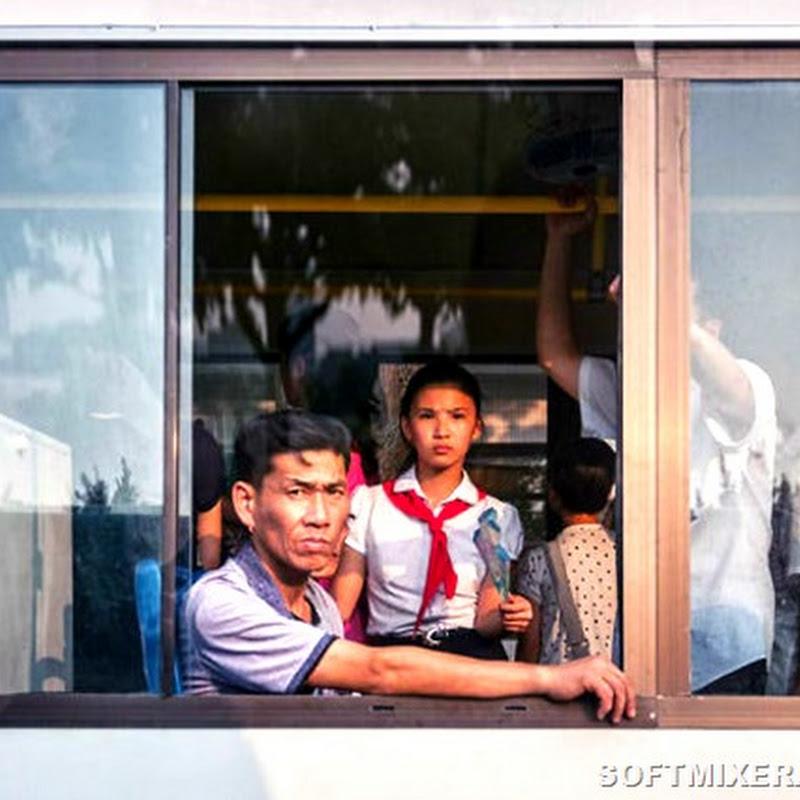 Северная Корея в фотографиях Майкла Хуневича
