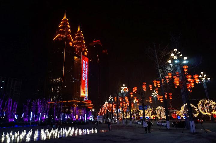 Nanbin Road en Chongqing