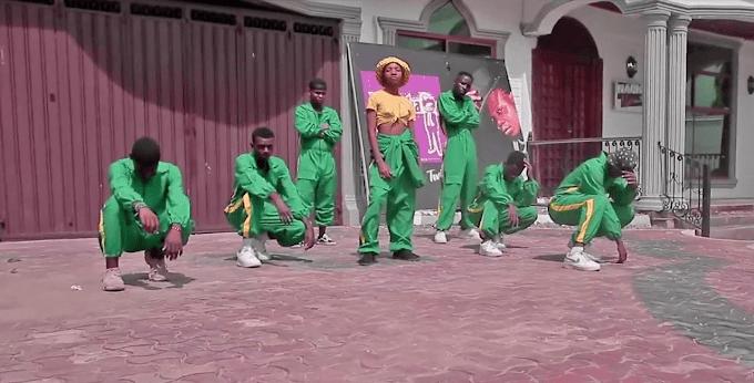 DanceVideo | Harmonize – Ushamba