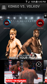 Bellator MMA Screenshot 6