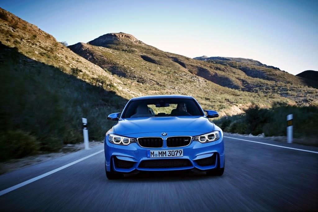 2015 BMW M3 Sedan 401