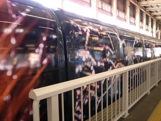 現美新幹線車両