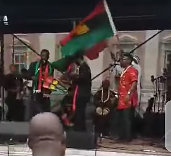Cultural Event: IPOB sets Nigeria, Igbo govs and Nnia Nwodo on fire in Austria