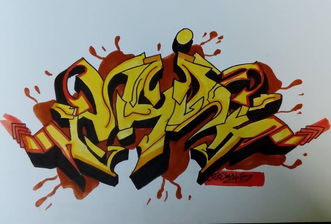 dibujos-lapiz-graffitis660