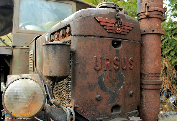 URSUS z 1957 roku