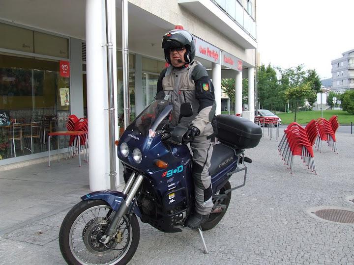 Indo nós, indo nós... até Mangualde! - 20.08.2011 DSCF2193