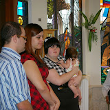 Baptism at St. Maurice