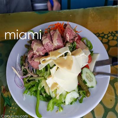 CarouLLou.com Carou LLou in South Beach Miami Florida sandwicherie +-