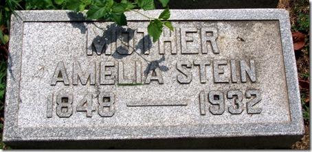 Stein Amelia Winters 1932
