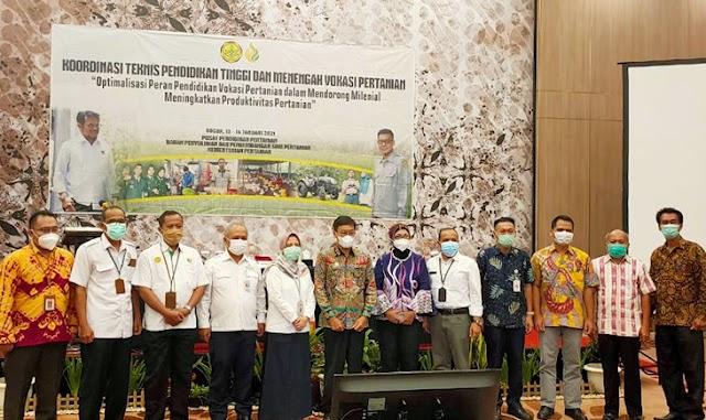 Dukung Program Aksi 2021 BPPSDMP, SMK-PPN Banjarbaru Optimalkan Pendidikan Vokasi