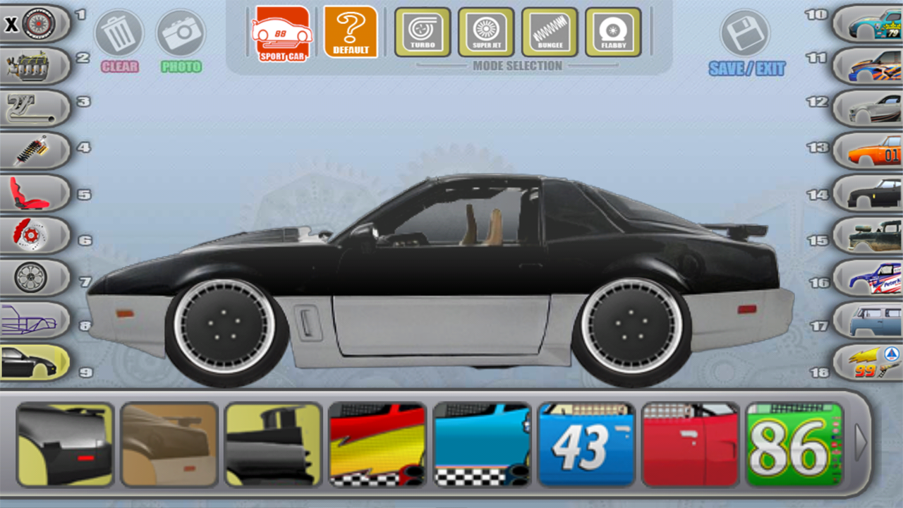 Knight Rider Builder- screenshot