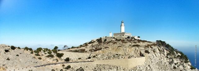 Faro, Cabo Formentor