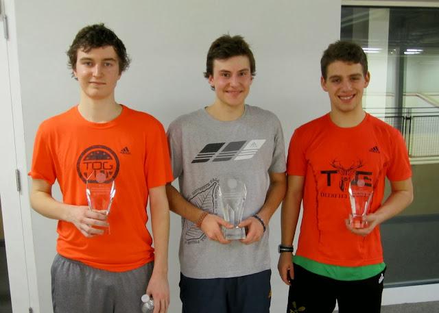 BU 19: Finalist - William McBrian (Dedham, MA); Champion - Benjamin Manser (Andover, MA); 3rd Place - Maxwell Novick (Andover, MA)