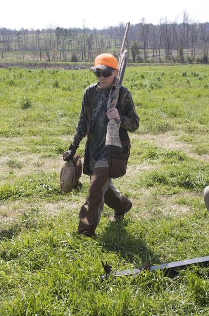 April 2008 @ Anderson Creek Hunting Preserve