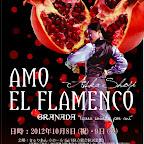 """AMO EL FLAMENCO Granada""""tierra soñada por mì"""""""