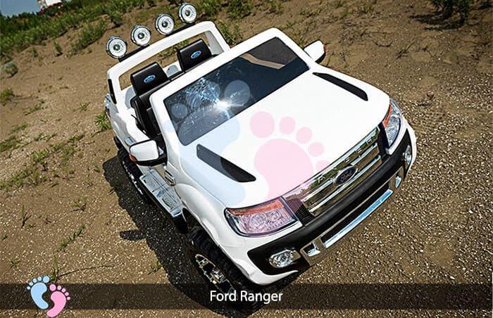 Ô tô điện trẻ em 2 chỗ ngồi Ford Ranger 5
