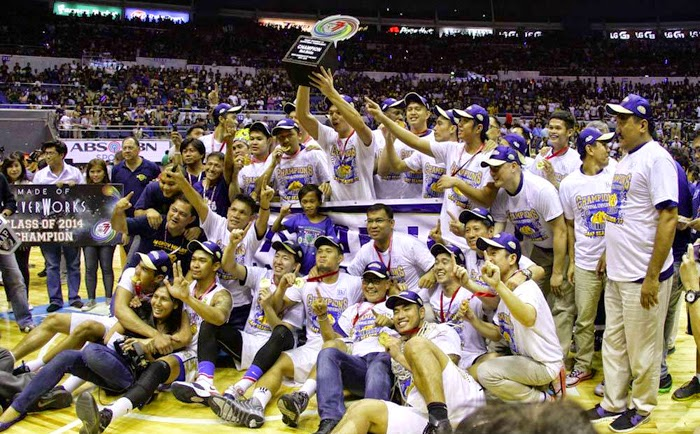 2014 UAAP finals game 3 highlights with video