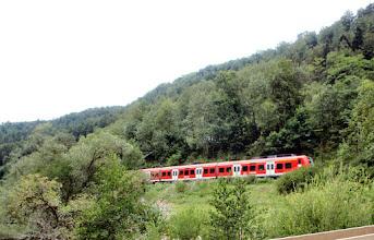 Photo: naja, Züge gibt´s hier auch