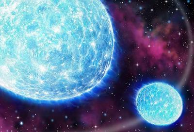ilustração da estrela Iota Orionis