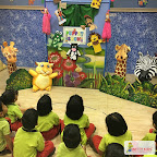 Exploring the Witty World - Puppet Show (Pre-Primary) 12-10-2017