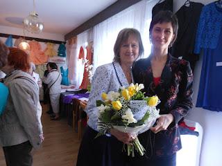 p. Oškerová s dcérou Zdenkou
