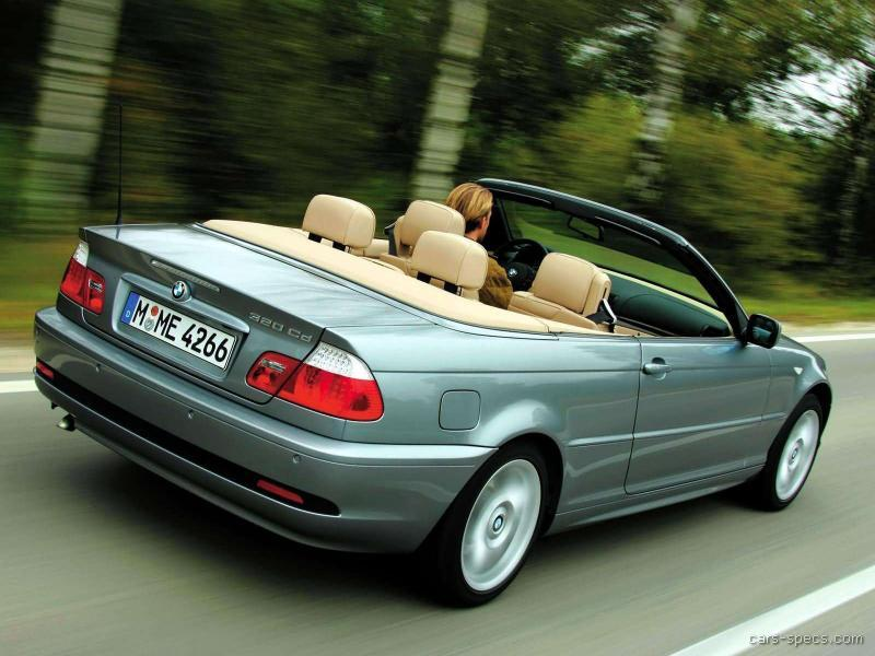 2005 Bmw 3 Series Convertible Specifications Pictures Prices