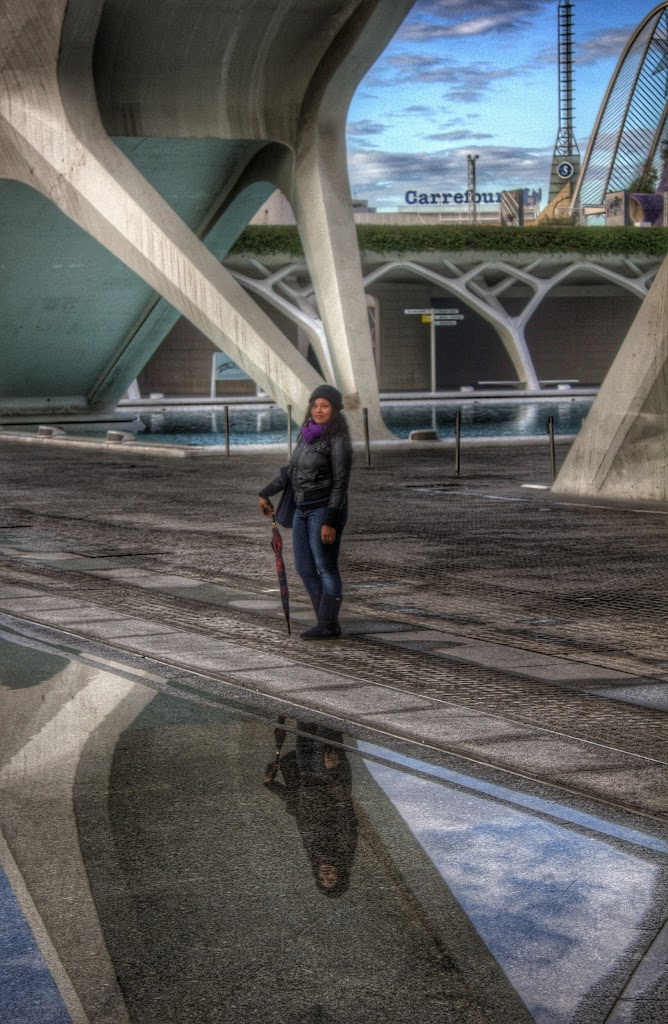 Valencia, City Of Arts And Sciences - 13