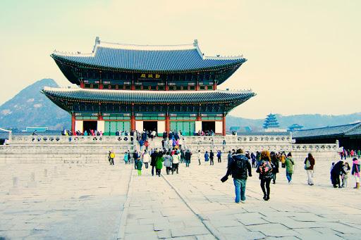 首爾自由行-景福宮