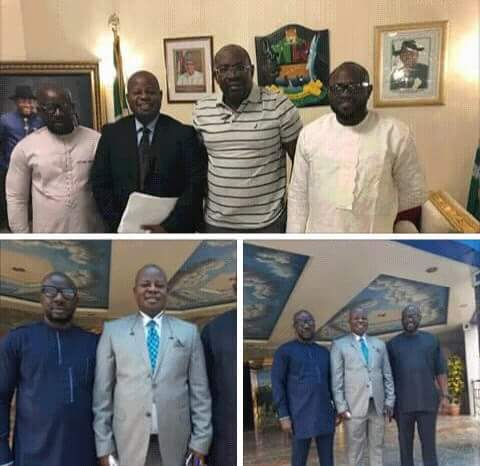 Peace and unity should be our guiding principles - Barr Eba to PDP faithfuls