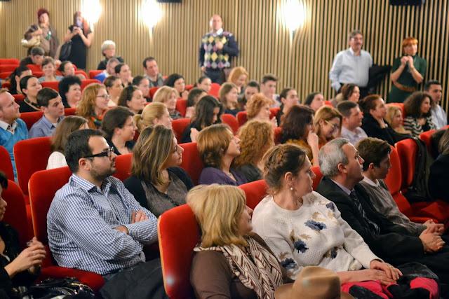 Lansare film documentar Ba se poate 1244