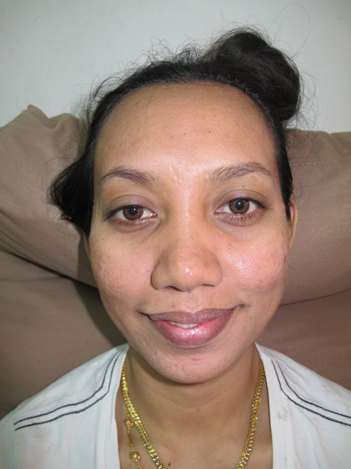 Wilmide's blog: arabic wedding makeup