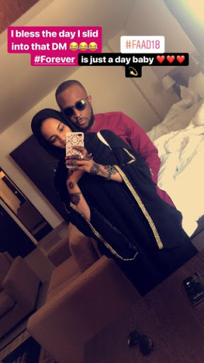 """""""I Bless The Day I Slid Into That DM"""" – Yoruba Guy Gushes Over His Hausa Bride"""