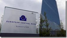 BCE annuncia fine Quantitative easing