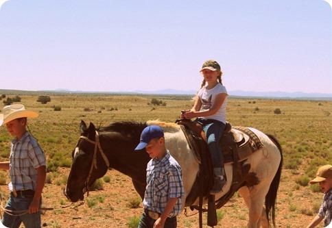9 - Rosemary riding