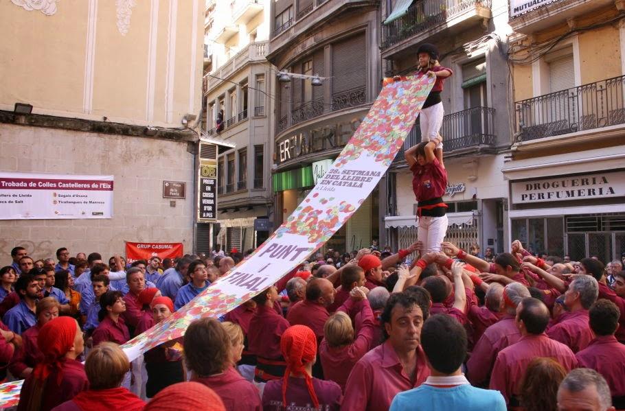 XII Trobada de Colles de lEix, Lleida 19-09-10 - 20100919_128_Pd4ps_CdL_Colles_Eix_Actuacio.JPG