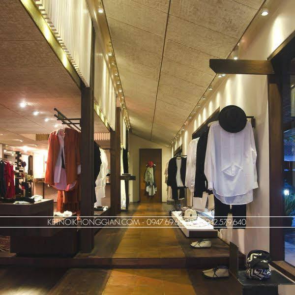 thiết kế shop thời trang biasa 10