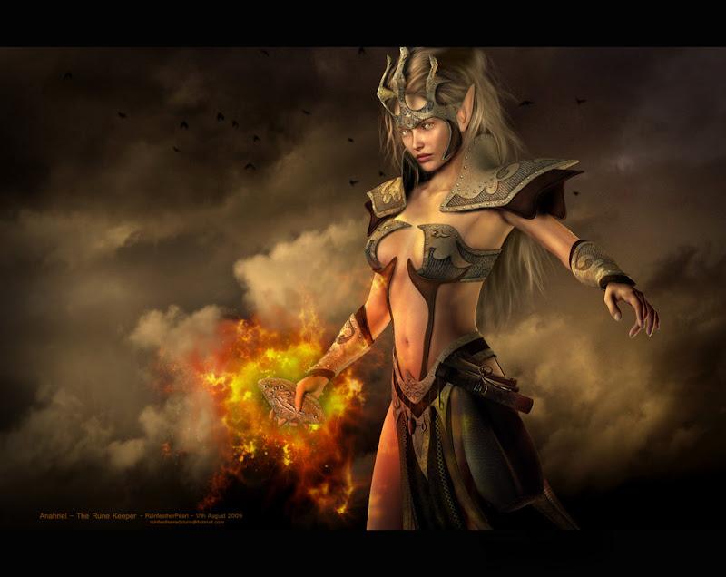 Fantasy Socceress, Sorceress 2