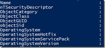 PowerShell for domain systems