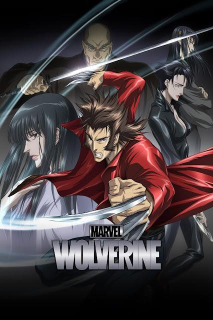 Wolverine Anime Series
