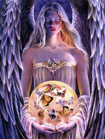 Programme de reconnexion avec les Anges, les Êtres de Lumière et les Fées