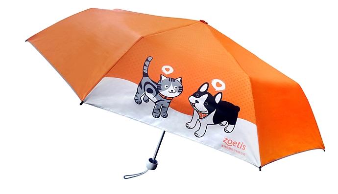 雨傘贈品圖