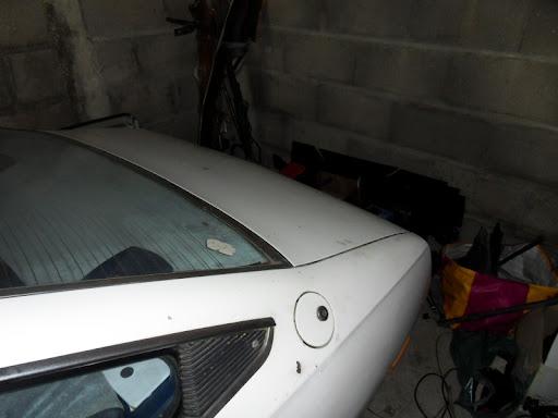[MAZDA 121]Restauration Mazda 121 1977 Aileron1