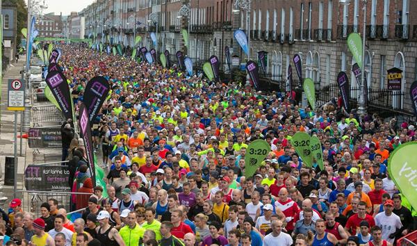 Maratón SSE Airtricity de Dublín