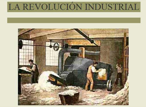 revolución industrial completo