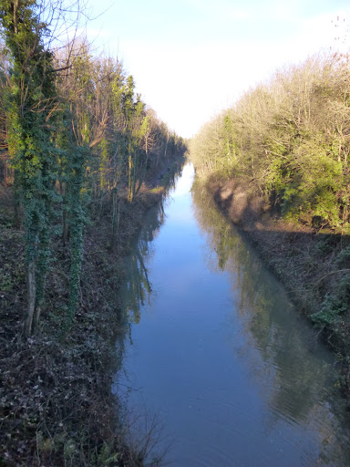 The Grand Union Canal at Tring