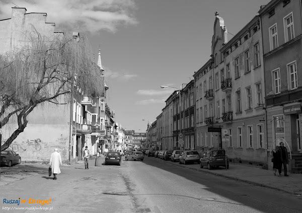 ulica Wajdeloty w Gdańsku Wrzeszczu