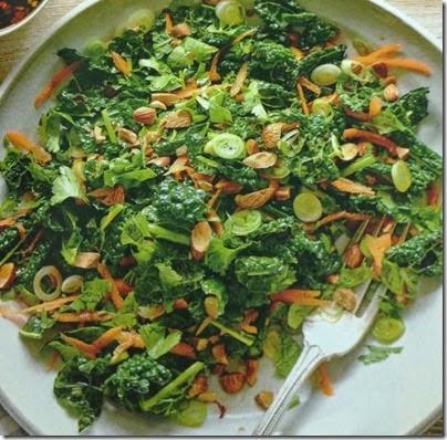 Ấn tượng tuyệt vời về tác dụng của cải xoăn (Kale)